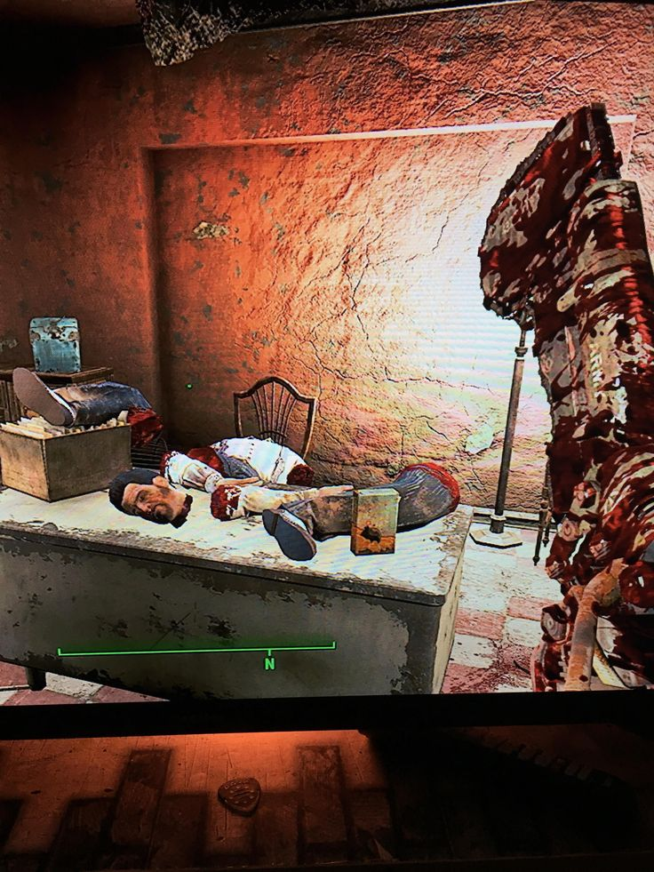 This guy wanted me to pay up 2000 caps for some Chems I stole off of him I politely declined and introduced him to my friend Ripper #Fallout4 #gaming #Fallout #Bethesda #games #PS4share #PS4 #FO4