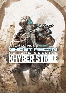 Ghost Recon Future Soldier Khyber Strike - PS3 [Digital Download Add-On]