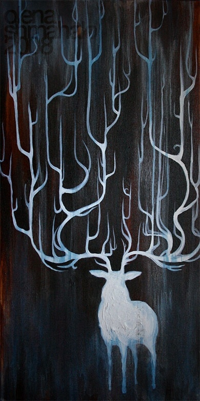 Oh, deer. by ~luminatii