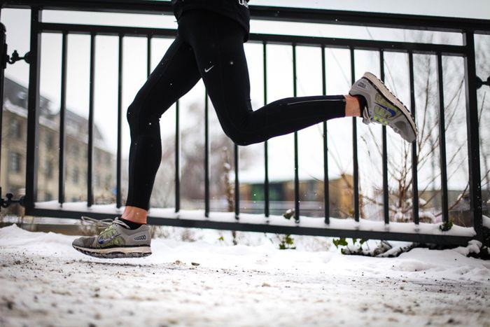 Laufen im Winter - Wintertraining als Fundament für den Erfolg