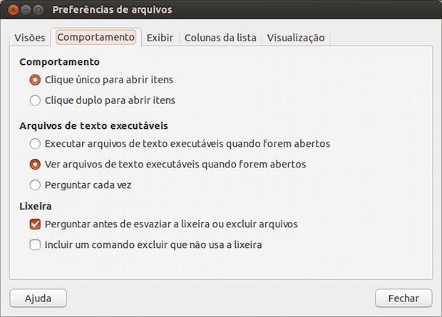 Nem todo mundo gosta de ter que clicar duas vezes por isso se você quiser abrir pastas e arquivos com um clique aprenda a configurar isso no Ubuntu.  Leia o restante do texto Abrir pastas e arquivos com um clique: aprenda a configurar no Ubuntu  Este texto saiu primeiro em Abrir pastas e arquivos com um clique: aprenda a configurar no Ubuntu  from Abrir pastas e arquivos com um clique: aprenda a configurar no Ubuntu