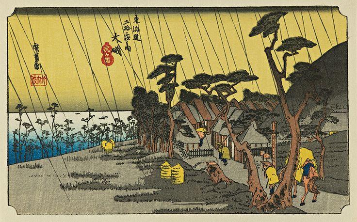 Masterpiece Art - Oiso - 53 Stations of Tokaido, $23.00 (http://www.masterpieceart.com.au/oiso-53-stations-of-tokaido/)