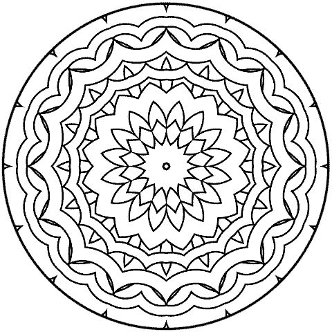 183 best images about mandalas on pinterest mandala coloring - Colouring In Sheets For Kids