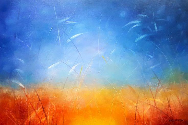 Sunlight Through Grass
