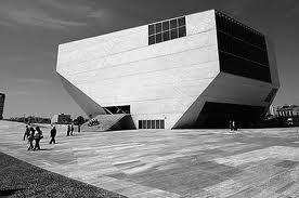 Casa de la Musica, Porto, Portugal (Rem Koolhaas/O.M.A.)