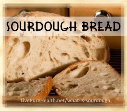 What Is Sourdough? True sourdough is a natural leavening agent resulting from bacteria feeding on wild yeasts. The bacteria found in sourdough