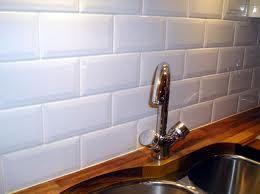 white brick tiles for the kitchen....