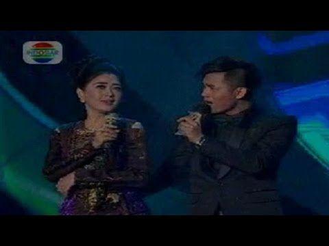 "Dangdut Academy Konser Final 6 Besar - Frans Feat Uut Permatasari "" Kopi..."
