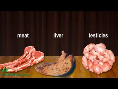 "*""Anabolic Steroids in Meat"" - By Dr. Michael Greger -  ""The implantation of hormones into U.S. beef cattle may have adverse human health effects."""