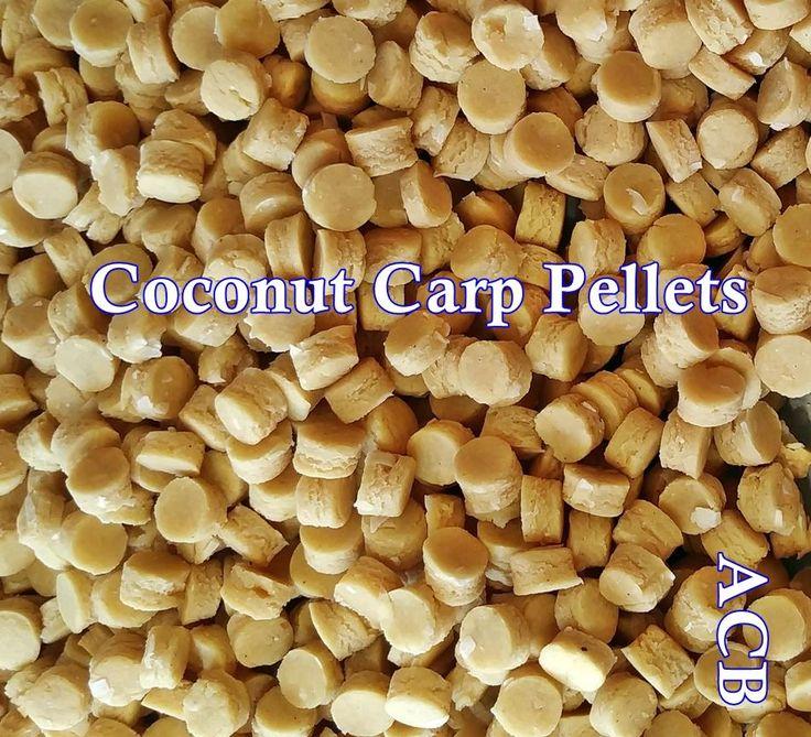 Coconut Sinking Carp Fishing Pellets-Pellets For Carp Fishing