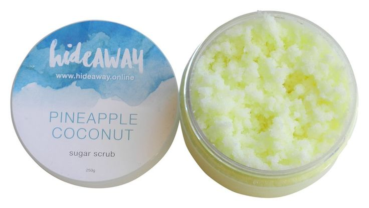 Our Sugar Scrubs are the ultimate indulgence! Pair it with one of our natural sponges for the ultimate scrub experience. Full Description Our Sugar Scrubs are t