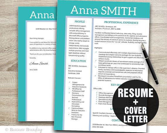 21 best Cover Letters images on Pinterest Resume cover letters - staple cover letter to resume