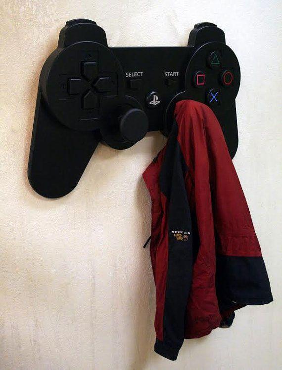 Porte manteau manette de PS3