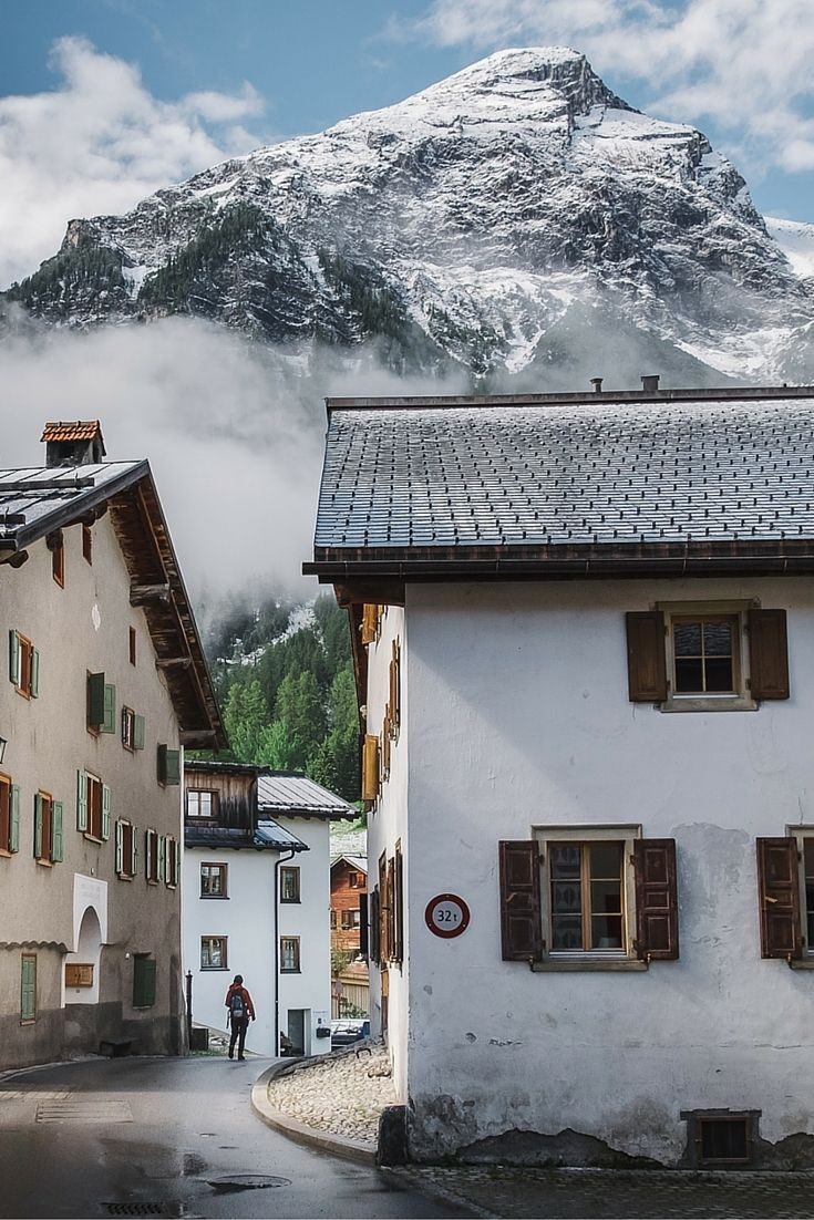 Places to go in Bergün, Switzerland. Read more on our Travel & Photography Blog!
