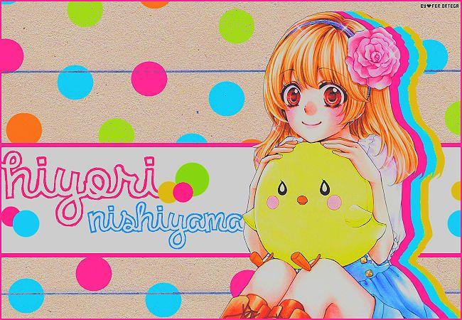 Hiyori Nishiyama^^ by akumaLoveSongs on DeviantArt