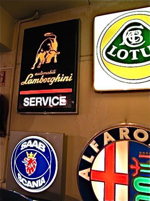 Garage vintage www.lili-sod.com