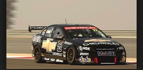 Todd Kelly VE Chevrolet Lumina at Bahrain