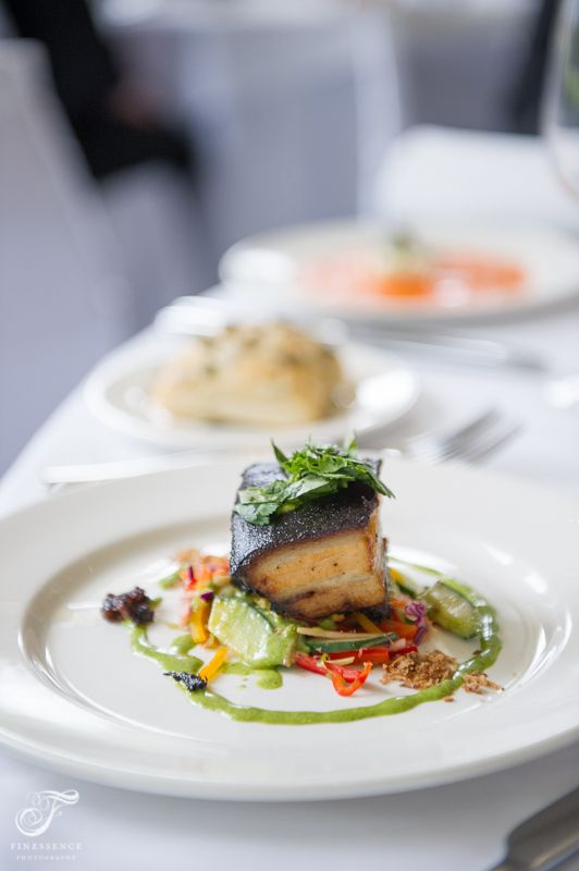 Our catering team aren't half bad either - stunning, gourmet meals will make you reconsider what you think of wedding food!