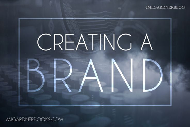 Creating a Brand by M.L. Gardner ||  In the beginning, the idea of branding had me stumped. I had some expert advice and read up on the subject as much as I could. Still, a lot of it was mystifying and confusing. I had no idea if I was doing it right.  Then it hit me. Read more: http://www.mlgardnerbooks.com/blog/2015/12/10/creating-a-brand