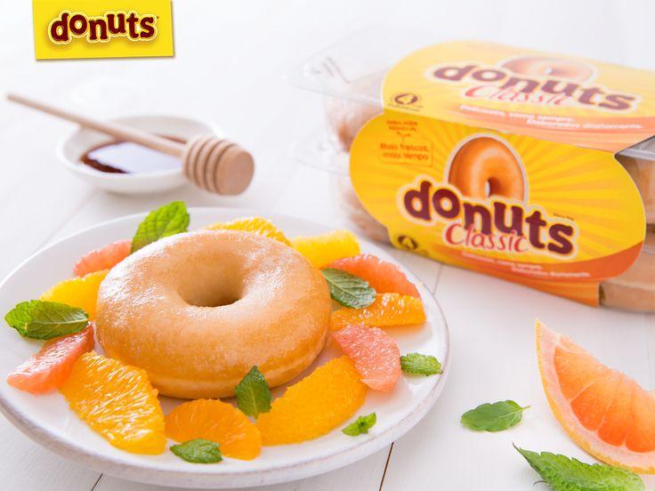 Começar o dia com muita vitamina C...