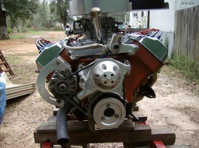 1957 chrysler 392 dual quad hemi engine blocks parts for Hemmings motor cars for sale