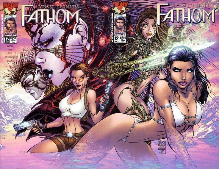 Fathom by Michael Turner