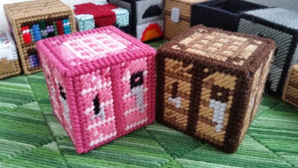 Minecraft Papercraft Dr Who