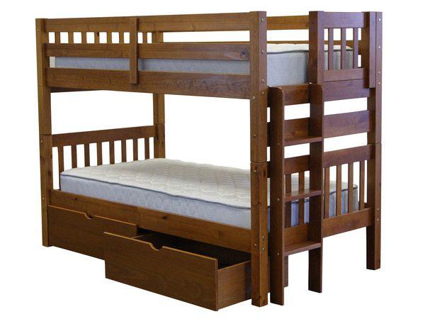 Bunk Beds In A Room