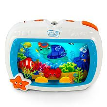 Baby Einstein Sea Dreams Soother - our new must have now that Parker can stand up in his crib and pull the animals off his mobile!