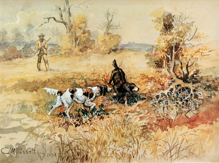 Duck Hunting Oil Paintings