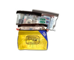 A few first aide kit ideas for various situations