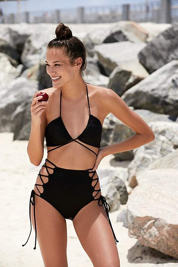Damen Bikini Set Tankini Push-up Gepolsterter Badeanzug Schwimmanzug Shorts