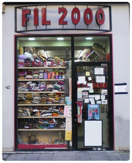 Fil 2000 65 rue Réaumur dans le 2ème arrondissement de Paris