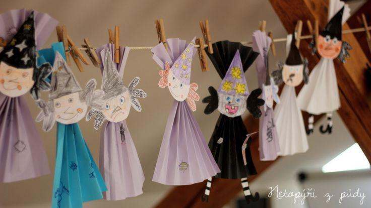 U nás na kopečku: čarodějnice