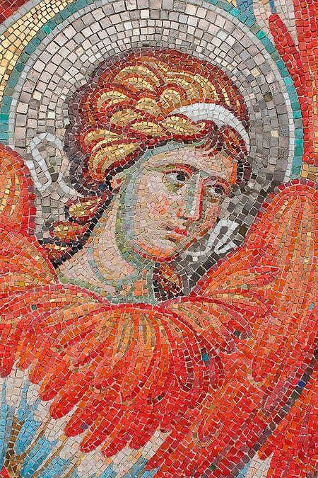 Мозаичная красота (+ 60 ФОТО). Беседа с художником Дмитрием Кунцевичем / Православие.Ru