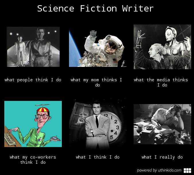 Science fiction and fantasy essay