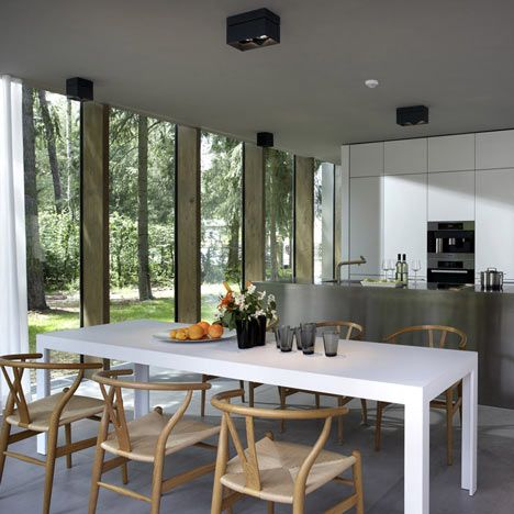 Minimumhouse by Scheidt Kasprusch Architekten #interiors