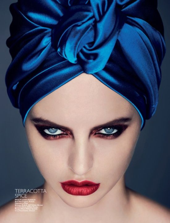 Find this Pin and more on High Fashion Makeup by emmareillymua.