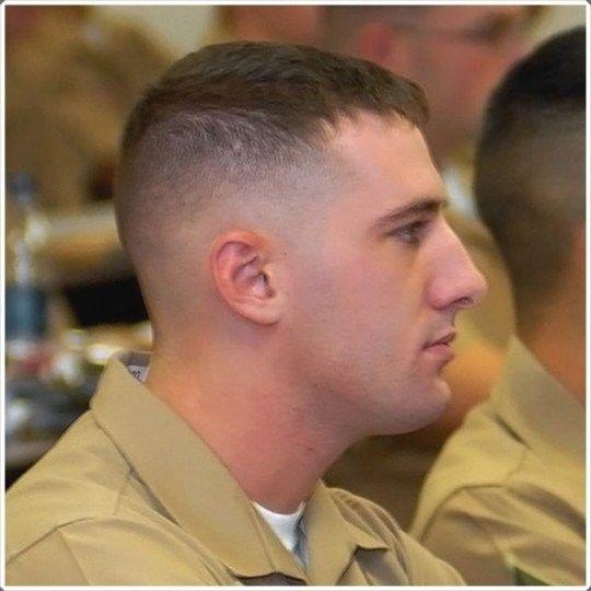 Nach Oben Kurzhaarfrisuren Männer Militär