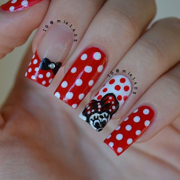79 best MySassyMakeup.com images on Pinterest | Disney nails, Disney ...
