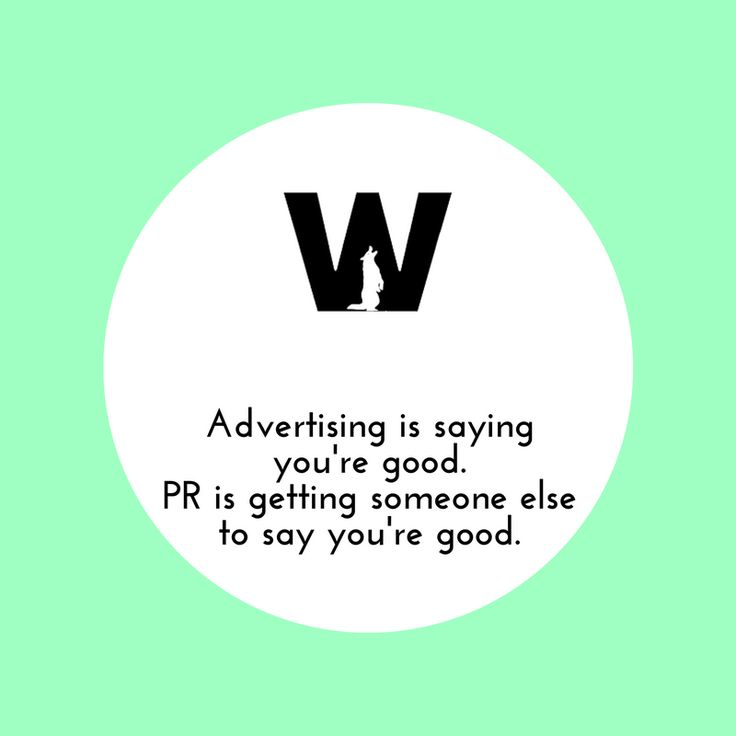 If your advertising goes unnoticed, everything else is academic.