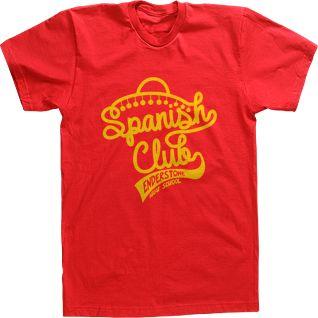 spanish club espana language high school sombrero