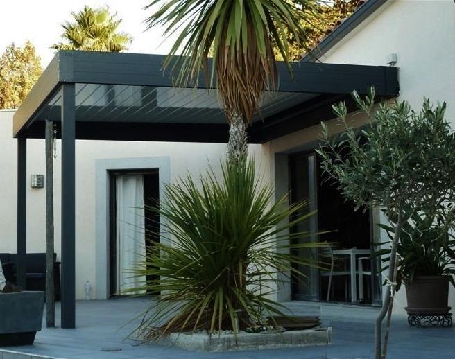 pergola bioclimatique pergola aluminium pergola lames orientables pergolas pinterest. Black Bedroom Furniture Sets. Home Design Ideas