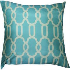 Vivian Toss Cushion - Aqua