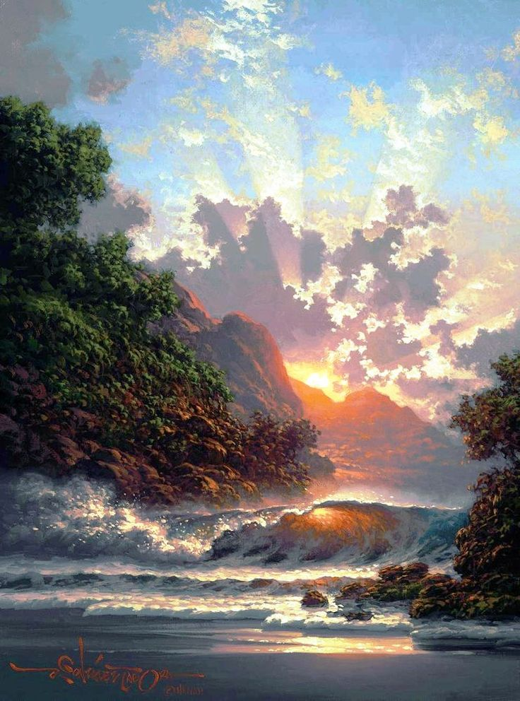 Roy Gonzalez Tabora. Hawaii Beach