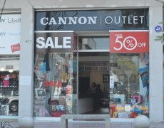 Cannon Outlet Patronato – BBAA 407