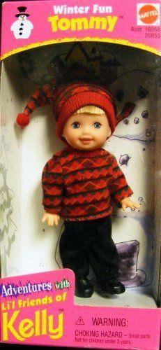 Barbie-Kelly Doll Winter Fun Tommy 1998 (Rare) by Mattel, http://www.amazon.com/dp/B001H0LDM6/ref=cm_sw_r_pi_dp_kBgErb08YP0BK