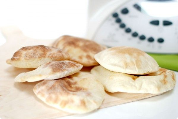 PAN PITA THERMOMIX