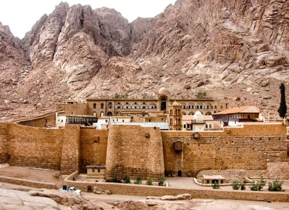 Saint Catherine's Monastery - Egypt