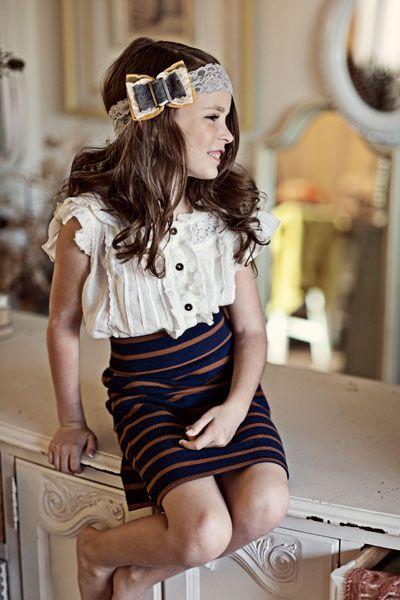 .: Kids Outfits, Little Girls Outfits, Little Girls Style, Future Daughters, Kids Fashion, Cute Outfits, Girls Fashion, Kidsfashion, Headbands